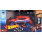 Hot Wheels: RC Rally autó - többféle, 1:28