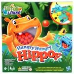 Hungry Hungry Hippos - Éhes vízilovak társasjáték