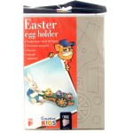 ICO Creative Kids: Húsvéti tojástartó kocsi nyuszival