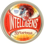 Intelligens gyurma - vörös bársony