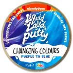 Intelligens putty gyurma: színváltós - kék-lila