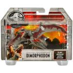 Jurassic World 2: Dimorphodon dinoszaurusz figura