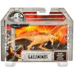 Jurassic World 2: Gallimimus dinoszaurusz figura