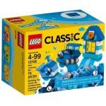 LEGO Classic: Kék kreatív készlet 10706