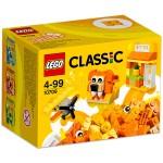 LEGO Classic: Narancssárga kreatív készlet 10709