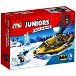 LEGO Juniors: Batman és Mr. Freeze összecsapása 10737