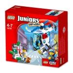 LEGO JUNIORS: Rendőrségi helikopteres rajtaütés 10720