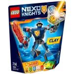 LEGO NEXO KNIGHTS: Clay harci öltözéke 70362