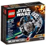 LEGO STAR WARS: Továbbfejlesztett TIE prototípus 75128