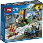 LEGO City: Hegyi szökevények 60171