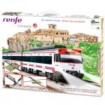 Pequetren: Renfe személyvonat vasútpálya