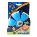 Phlat Ball: sötétben világító labda - kék és lila