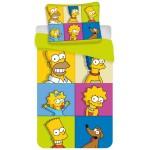 The Simpsons, A Simpson család ágyneműhuzat 140×200cm