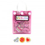 Bead Bazaar Karkötő készítő - cuki pink