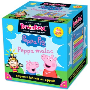 Brainbox: Peppa malac