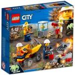 LEGO City: Bányászcsapat 60184