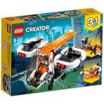 LEGO Creator: Felfedező drón 31071