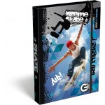Füzetbox A/5 GEO Xtreme - Skate