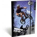 GEO Xtreme BMX gumis mappa A/4