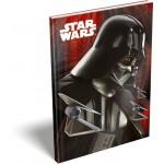 Keményfedeles notesz A/5 - Star Wars