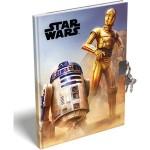 Star Wars keményfedeles emlékkönyv - A5