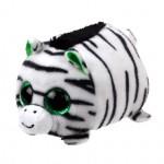 Teeny Ty: Zilla zebra plüssfigura - 10 cm