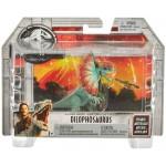 Jurassic World 2: Dilophosaurus dinoszaurusz figura