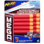 NERF N-Strike Elite MEGA - Lőszer utántöltő készlet - 10 db