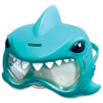 Aqua Creatures: cápa úszómaszk