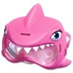 Aqua Creatures: cápalány úszómaszk