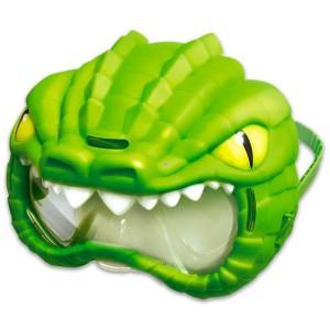 Aqua Creatures: krokodil úszómaszk