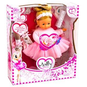 Bambolina: Molly balerina baba