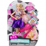 Barbie: Csodás fürtök - hajformázó Barbie