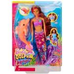 Barbie: Delfin varázslat - átváltozó hableány baba