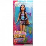 Barbie Delfin Varázslat: kék-barna hajú búvár Barbie