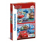 Clementoni 2x20 darabos Verdák puzzle