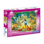 Clementoni 100 darabos Hófehérke és barátai puzzle