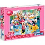 Clementoni 100 darabos Minnie egér születésnapja puzzle