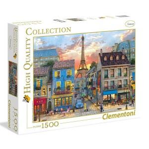 Clementoni 1500 darabos párizsi utca puzzle