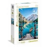Clementoni 500 darabos Braies-tó puzzle