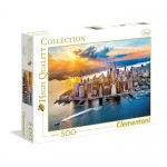Clementoni 500 darabos puzzle - New York