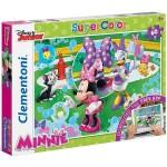 Clementoni 60 darabos Minnie egér barátai puzzle