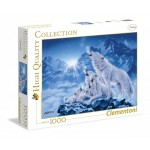 Clementoni farkas család 1000 darabos puzzle