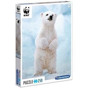 Clementoni jegesmedve 250 darabos puzzle