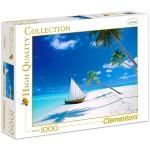 Clementoni Maldív-szigetek 1000 darabos puzzle