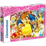 Clementoni Szépség és a Szörnyeteg 60 darabos puzzle