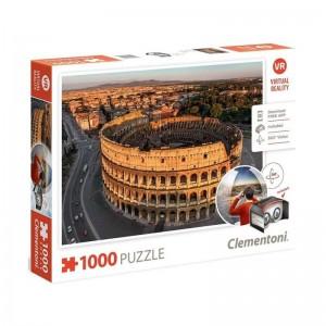 Clementoni: Róma 1000 Darabos VR Puzzle