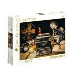 Clementoni 500 darabos Írógép puzzle