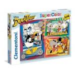 Clementoni Donald kacsás 3x48 darabos puzzle