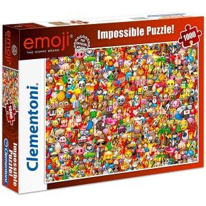 Clementoni: Emoji 1000 darabos puzzle